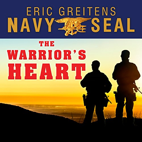 The Warrior's Heart audiobook cover art