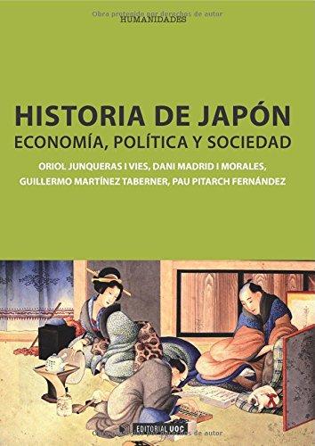 Historia de Japón: Economía, política y sociedad: 239 (Manuales)