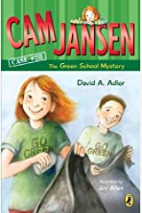 Cam Jansen: The Green School Mystery #28 Kindle Edition