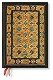 Paperblanks DE6844-0 | Agende 12 Mesi 2021 | Shiraz | Verticale | Midi (130 x 180 mm)