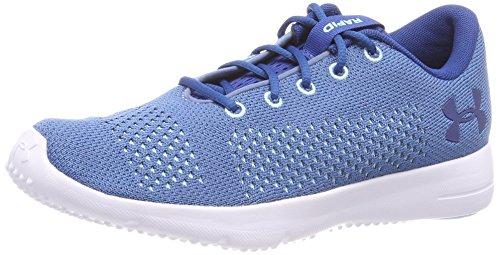 Under Armour UA W Rapid, Zapatillas de Running para Mujer, Azul (Bass Blue), 37.5 EU