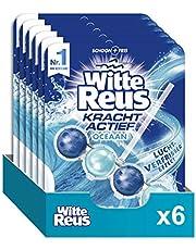 Witte Reus Toiletblok Kracht Actief Oceaan, 6 Stuks