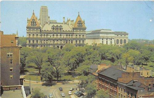 Albany, New York Postcard