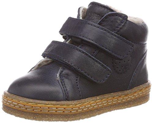 Bisgaard Unisex Baby 21247218 Sneaker, Blau (608 Navy), 25 EU