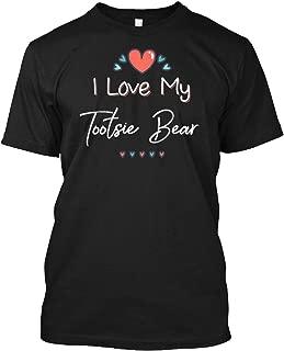 my tootsie bear