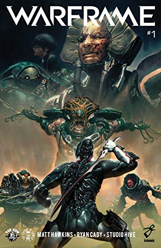 Warframe #1 (English Edition)
