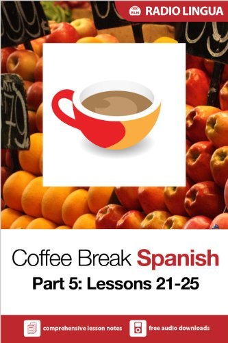coffee break spanish - 8