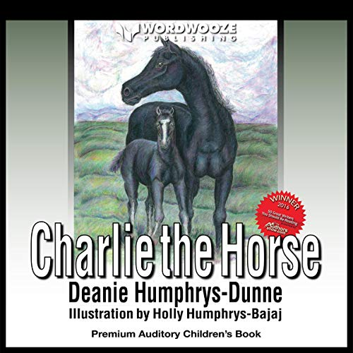 Charlie the Horse audiobook cover art