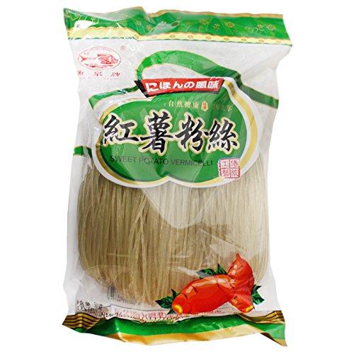 20x500g FW Süßkartoffelnudeln schmal (grün)
