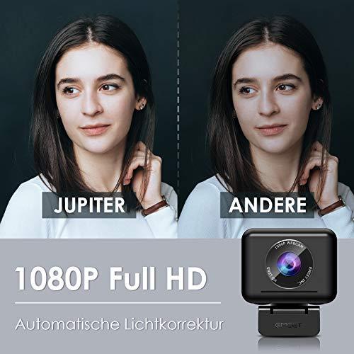 eMeet Jupiter 1.22 - 1080p Webcam