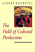 field of cultural production bourdieu