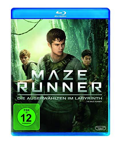 Maze Runner 1 - Die Auserwählten im Labyrinth [Blu-ray]