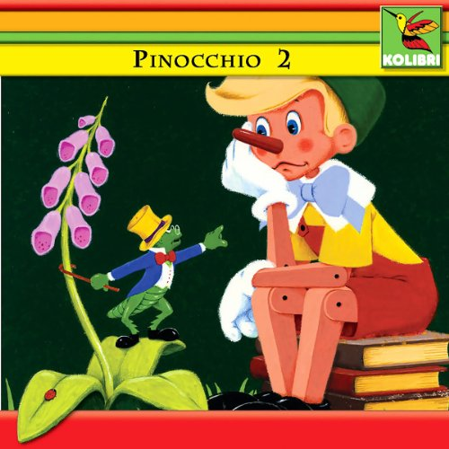 Pinocchio 2 cover art