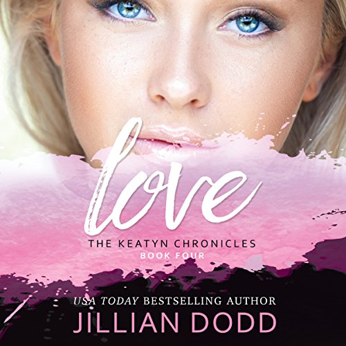 Love Me audiobook cover art