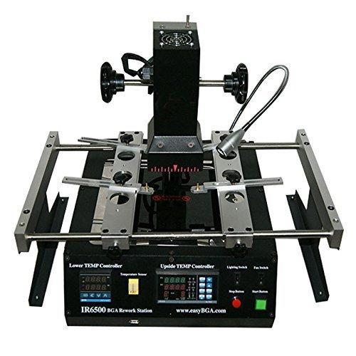 Infrarot Rework Lötstation Heater Schweißer Löten BGA Welder Rework IR6500 DE