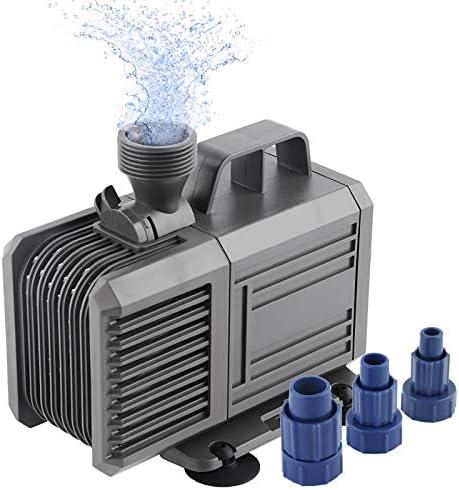 Top 10 Best water fountain pumps submersible outdoor