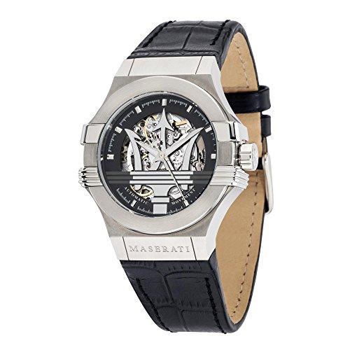 Reloj para Hombre, Colección Potenza, de Acero, Cuero - R8821108038