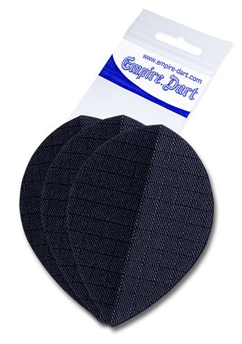 Flight-Set Empire® Nylon Pear schwarz