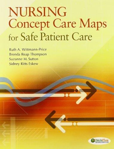 Pkg: Nursing Concept Care Maps & Schuster Concept Mapping 3e by F.A. Davis (2012-10-12)