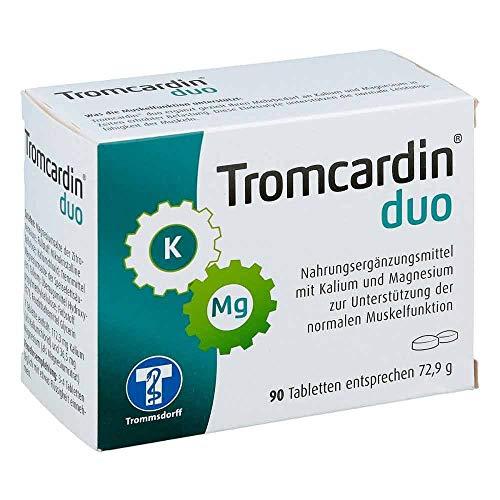 Tromcardin Duo Tabletten, Farblos, 72.9 gramm (90 Tabletten)