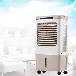 LVYI Explosión Modelos con Cristal de Hielo Refrigeración, refrigerado por Agua Pequeña Casa móvil evaporativo Enfriador de Aire Acondicionado, Bañera de Venta