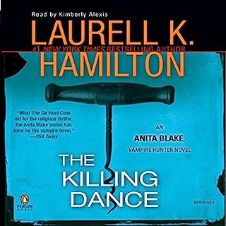 The Killing Dance audiobook cover art