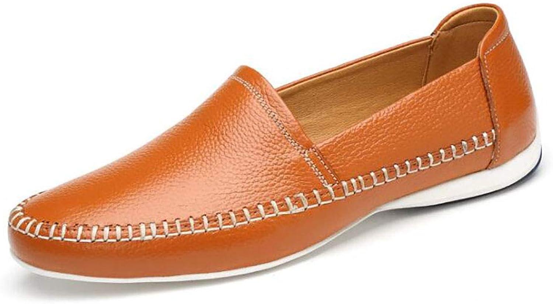 Jiedi Mans skor Springaa    sommar  Fall Comfort  ljus Soles Loafers och Slip -ON gående skor  upp till 50% rabatt