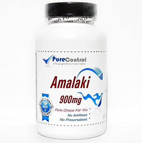 Amalaki 900mg 90 Ranking TOP12 Capsules Animer and price revision Supplemen Pure PureControl by