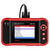 LAUNCH Code Reader CRP129 OBD2 Scanner Scan Tool ENG/at/ABS/SRS EPB SAS Oil Service Light Resets Car Diagnostic Tool for Mechanic and Experienced Enthusiast