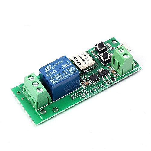 MHCOZY WiFi Wireless Smart Switch Relay Module