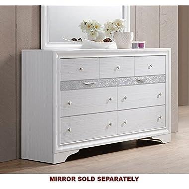 Acme Furniture ACME Naima White Dresser