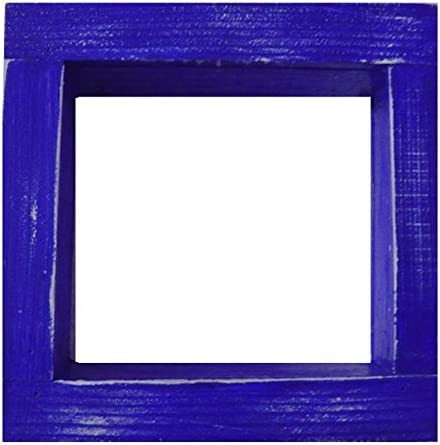 Square Max 84% OFF Wood Wooden Shadow Box Display 6
