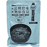 常温で5年超の長期保存 そのまま食べられるおいしい防災備蓄食 豚汁 (50袋パック)