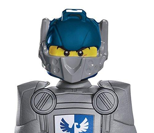 Masque Lego pour Enfants par Nexo, Accessoire de Costume