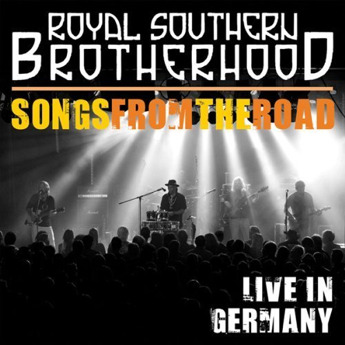 Songs From the Road: Live in Germany (CD / DVD) by RUF RECORDS