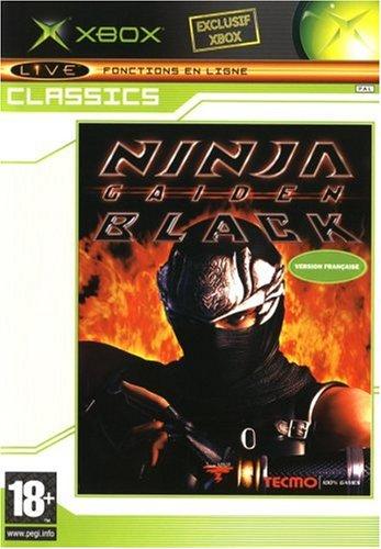 Ninja Gaiden Black - Classics