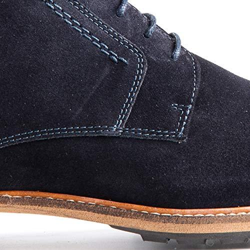 Travelin' London Suede Chukka Boots | Schnürhalbschuh - 5