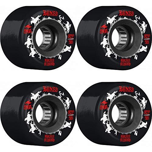 Bones Wheels ATF Rough Riders Wranglers Core Black 56mm