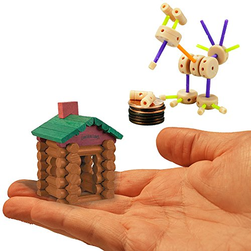 World's Smallest Building Toys...