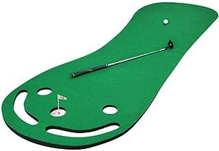 ゴルフパッティングマットインドアゴルフグリーンゴルフグリーンシミュレータグリーンブランケットミニゴルフコースリッジグラスパッティング