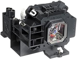 Supermait NP07LP A+ Calidad Lámpara de Repuesto para proyector con Carcasa para NEC NP400 / NP500 / NP500W / NP600 / NP300 / NP410W / NP510W / NP510WS / NP610 / NP610S / NP300+ / NP300G / NP300EDU