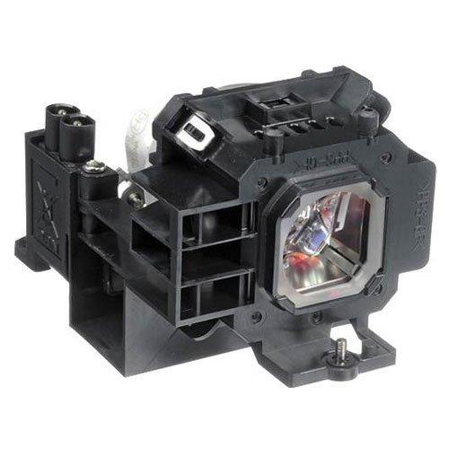 Supermait NP07LP 60002447 A+ Calidad Bulbo Lámpara Bombilla de Repuesto para proyector con Carcasa Compatible con NEC NP400 NP500 NP500W NP600 NP300 NP410W NP510W NP510WS NP610 NP610S NP300+ NP300G
