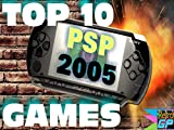 Top 10 Sony PSP Games of 2005 - Countdown by Retro Game Players