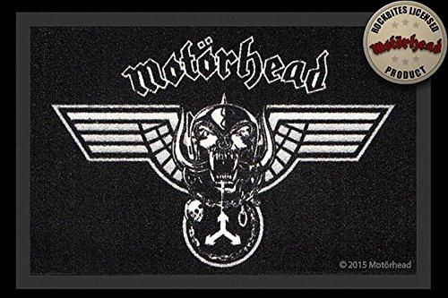 """Felpudo Motörhead """"Winged Warpig/Cerdo de guerra con alas"""""""