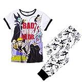 Pijama para mujer de Disney Evil Queen Bad Girls Club, tamaño 8-10