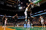 Jayson Tatum 21inch x 14inch Silk Poster Dunk and Shot Wallpaper Wall Decor Silk Prints for Home and Store