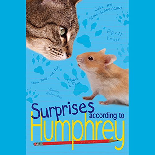 Surprises According to Humphrey audiobook cover art