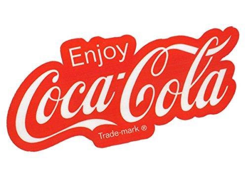 Coca-Cola★CC-BA30★コカ・コーラ ステッカー★Enjoy Coca-Cola/コカ・コーラ