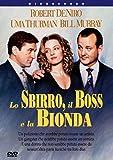 Lo Sbirro, Il Boss E La Bionda