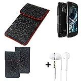 K-S-Trade Handy Schutz Hülle Für Archos Sense 50 X